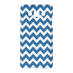 Chevron Pattern Gifts Samsung Galaxy A5 Hardshell Case  by creativemom