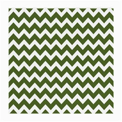 Chevron Pattern Gifts Medium Glasses Cloth