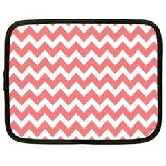 Chevron Pattern Gifts Netbook Case (xxl)  by creativemom