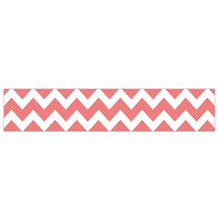 Chevron Pattern Gifts Flano Scarf (small)  by creativemom