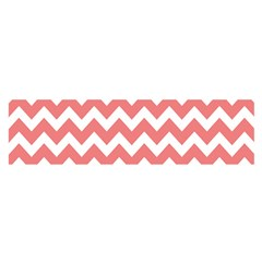 Chevron Pattern Gifts Satin Scarf (oblong) by creativemom