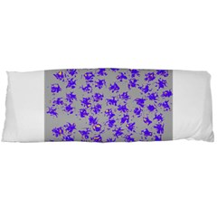 Purple Pattern Body Pillow Cases Dakimakura (two Sides)  by JDDesigns