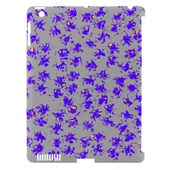 Purple Pattern Apple Ipad 3/4 Hardshell Case (compatible With Smart Cover) by JDDesigns