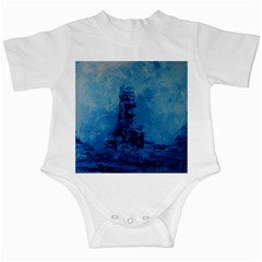 Lost At Sea Infant Creepers by timelessartoncanvas