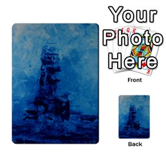 Lost At Sea Multi Purpose Cards (rectangle)  by timelessartoncanvas