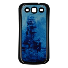 Lost At Sea Samsung Galaxy S3 Back Case (black) by timelessartoncanvas