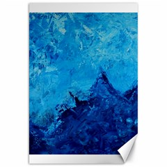 Waves Canvas 20  X 30   by timelessartoncanvas