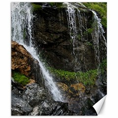 Waterfall Canvas 8  X 10  by trendistuff