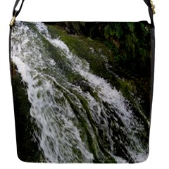 Water Overflow Flap Messenger Bag (s) by trendistuff