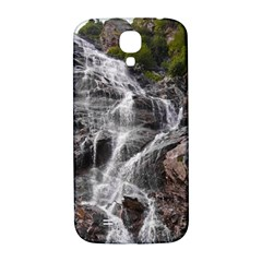 Mountain Waterfall Samsung Galaxy S4 I9500/i9505  Hardshell Back Case by trendistuff