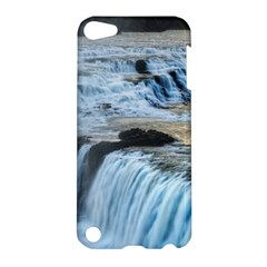 Gullfoss Waterfalls 2 Apple Ipod Touch 5 Hardshell Case by trendistuff