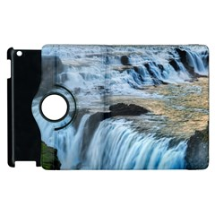 Gullfoss Waterfalls 2 Apple Ipad 2 Flip 360 Case