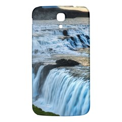 Gullfoss Waterfalls 2 Samsung Galaxy Mega I9200 Hardshell Back Case by trendistuff