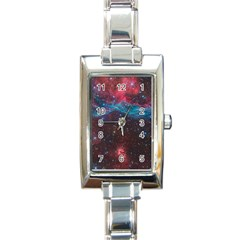Vela Supernova Rectangle Italian Charm Watches by trendistuff