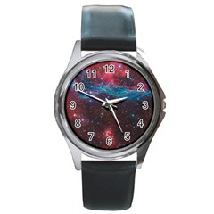 Vela Supernova Round Metal Watches by trendistuff