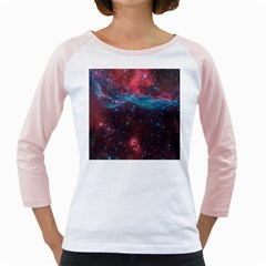 Vela Supernova Girly Raglans