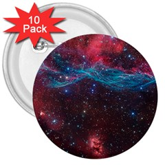 Vela Supernova 3  Buttons (10 Pack)