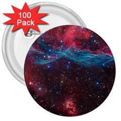 Vela Supernova 3  Buttons (100 Pack)
