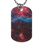 VELA SUPERNOVA Dog Tag (One Side) Front