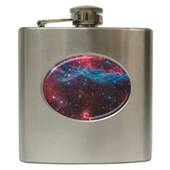 Vela Supernova Hip Flask (6 Oz)