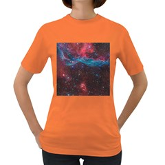 Vela Supernova Women s Dark T Shirt