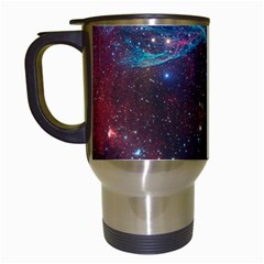 Vela Supernova Travel Mugs (white)