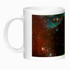 Vela Supernova Night Luminous Mugs