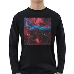 Vela Supernova Long Sleeve Dark T Shirts