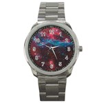 VELA SUPERNOVA Sport Metal Watches Front