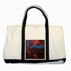 Vela Supernova Two Tone Tote Bag