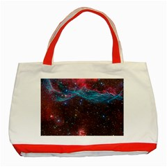 Vela Supernova Classic Tote Bag (red)