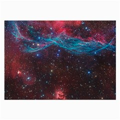 Vela Supernova Large Glasses Cloth (2 Side) by trendistuff