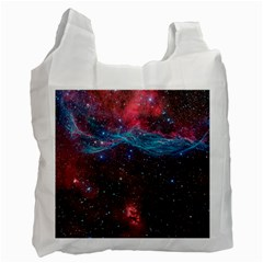 Vela Supernova Recycle Bag (one Side)