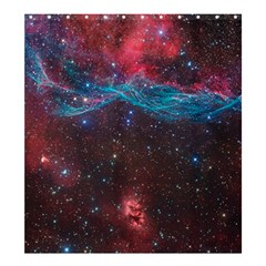 Vela Supernova Shower Curtain 66  X 72  (large)