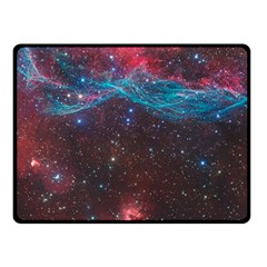 Vela Supernova Fleece Blanket (small)