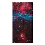 VELA SUPERNOVA Shower Curtain 36  x 72  (Stall)  33.26 x66.24 Curtain