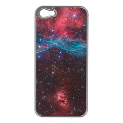Vela Supernova Apple Iphone 5 Case (silver) by trendistuff