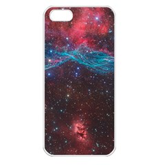 Vela Supernova Apple Iphone 5 Seamless Case (white) by trendistuff