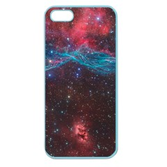 Vela Supernova Apple Seamless Iphone 5 Case (color)