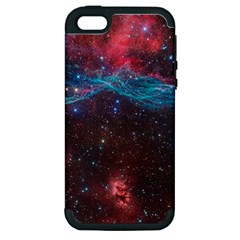 Vela Supernova Apple Iphone 5 Hardshell Case (pc+silicone) by trendistuff