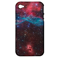 Vela Supernova Apple Iphone 4/4s Hardshell Case (pc+silicone) by trendistuff