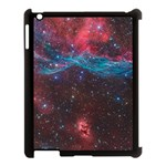 VELA SUPERNOVA Apple iPad 3/4 Case (Black) Front