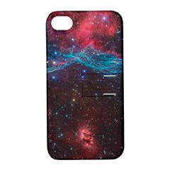 Vela Supernova Apple Iphone 4/4s Hardshell Case With Stand by trendistuff