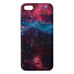 Vela Supernova Apple Iphone 5 Premium Hardshell Case by trendistuff