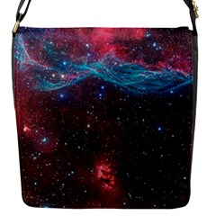 Vela Supernova Flap Messenger Bag (s)