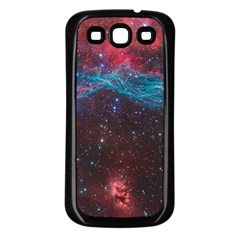 Vela Supernova Samsung Galaxy S3 Back Case (black)