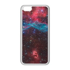 Vela Supernova Apple Iphone 5c Seamless Case (white) by trendistuff