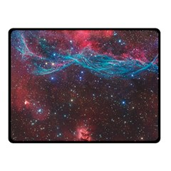 Vela Supernova Double Sided Fleece Blanket (small)