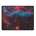 VELA SUPERNOVA Double Sided Fleece Blanket (Small)  45 x34 Blanket Back