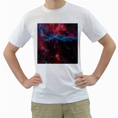Vela Supernova Men s T Shirt (white)